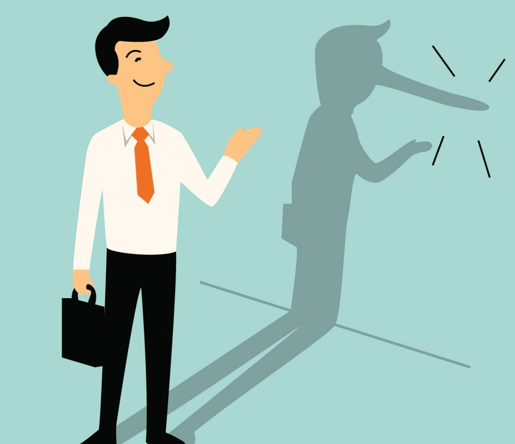 U of G research shows most people lie in job interviews.