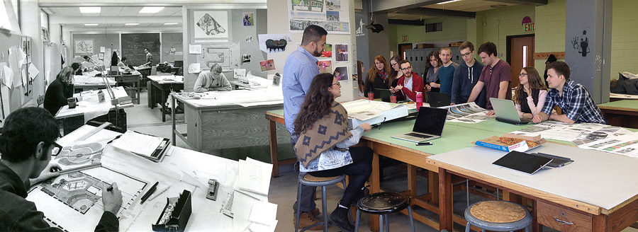 Landscape architecture education celebrates 50 years at the Unviersity of Guelph