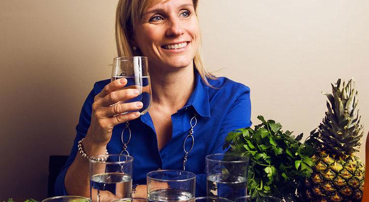 Sports nutritionist Jennifer Sygo, food fact or fiction.