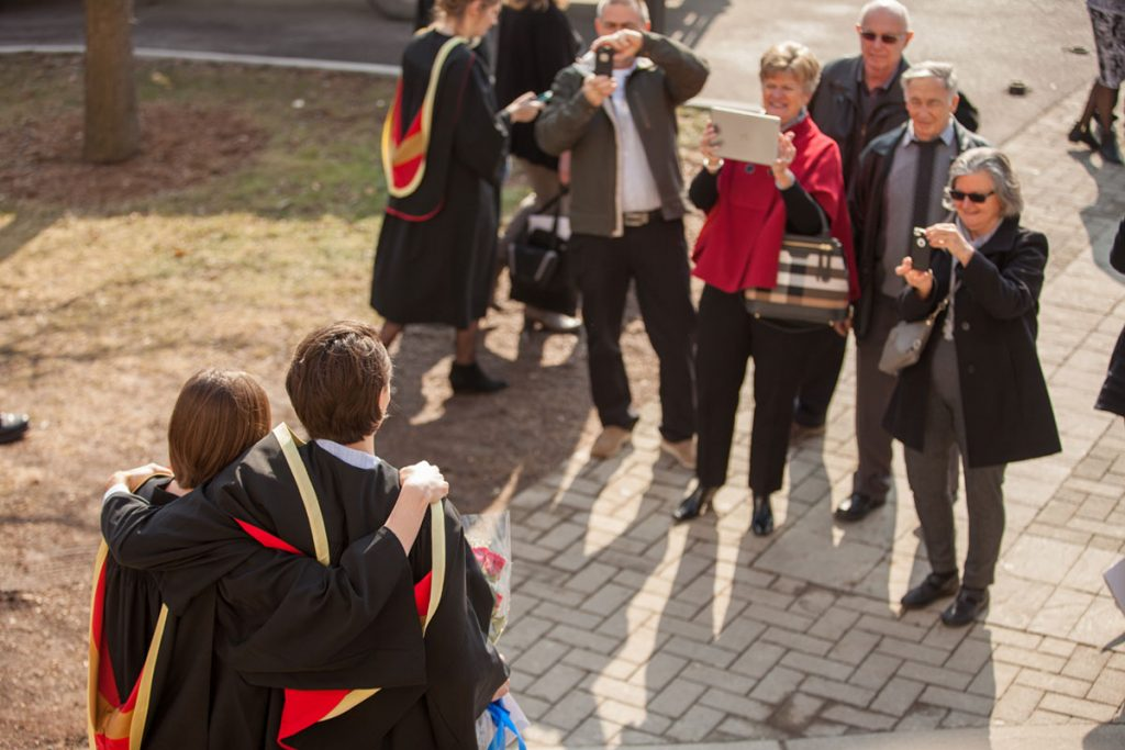 University of Guelph convocation, 2017 graduates