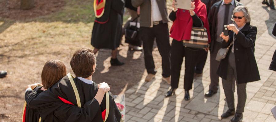 University of Guelph convocation, 2017 graduates