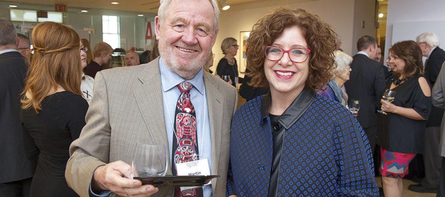 Martin Bosch and Julia Christensen