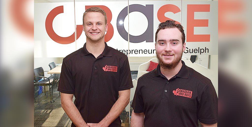 Student entrepreneurs score backing from Dragons' Den investor