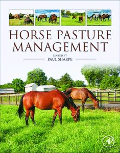 Book cover: Horse Pasture management