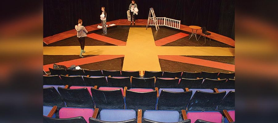 Renovations to benefit audiences, performers