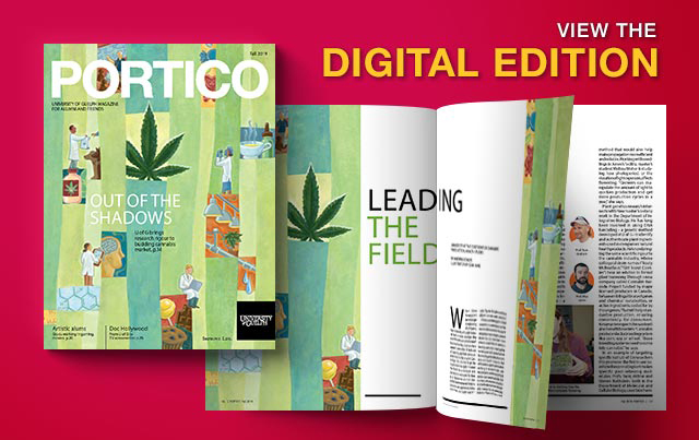 View the Digital Edition of the Portico Magazine