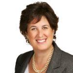 Portrait of former Guelph mayor Karen Farbridge