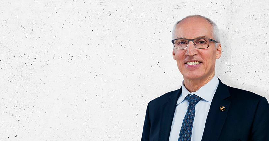 president Dr. Franco J. Vaccarino