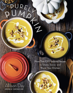 Book cover: Purely Pumpkin by Allison Day