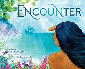 Encounter, A book by Brittany Luby