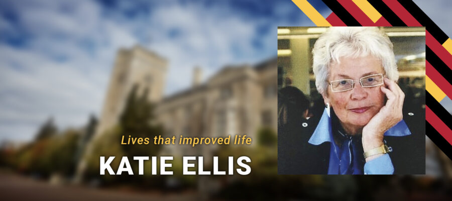 Lives That Improved Life - Katie Ellis