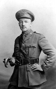 Lieutenant Roy Vining