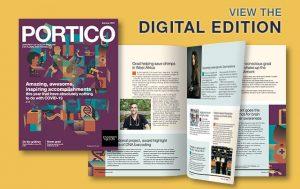 Summer 2021 Portico Digital Edition
