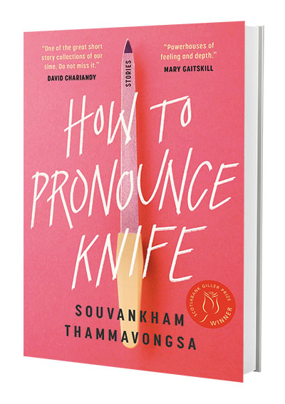 How To Pronounce Knife Book Cover