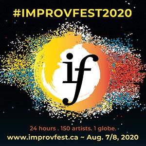 #ImproveFest2020 Poster