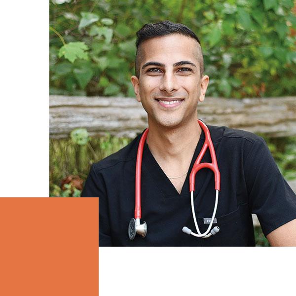 """Dr. Ismail """"Izzy"""" Hirji"""